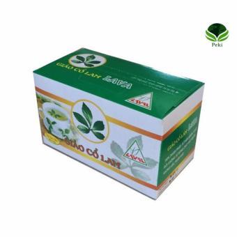 Bộ 02 Trà túi lọc Giảo Cổ Lam Lava - Hỗ trợ giảm béo hạ đường huyết