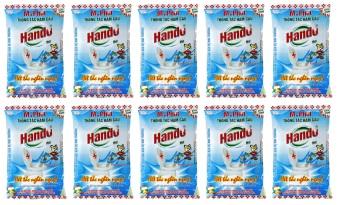 Bộ 10 gói bột thông tắc hầm cầu bể phốt Hando 300g CS396 (Xanh) - 10247326 , HA792WNAA1OHQDVNAMZ-2787373 , 224_HA792WNAA1OHQDVNAMZ-2787373 , 530000 , Bo-10-goi-bot-thong-tac-ham-cau-be-phot-Hando-300g-CS396-Xanh-224_HA792WNAA1OHQDVNAMZ-2787373 , lazada.vn , Bộ 10 gói bột thông tắc hầm cầu bể phốt Hando 300g CS396 (