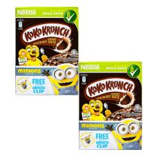 Bộ 2 Bánh Ăn Sáng Nestle Koko Krunch Hộp 170G