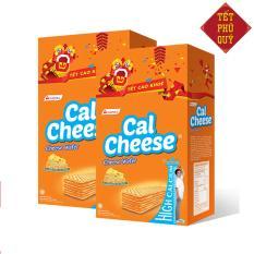 Bộ 2 Bánh Cal Cheese 340g