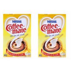 Bộ 2 Bột Kem Nestle Coffee Mate (450g)