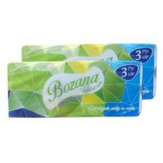 Địa Chỉ Bán Bộ 2 giấy vệ sinh Bozana không lõi