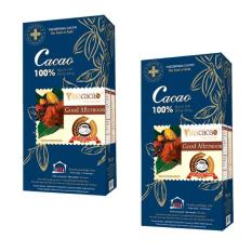 "Bộ 2 hộp bột Cacao nguyên chất ""Good Afternoon"" Hộp 150gram"