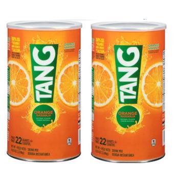 Bộ 2 hộp Bột pha nước cam Tang 2.04kg