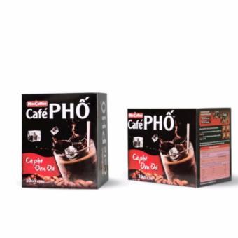 Bộ 2 hộp cà phê Phố đen đá (16g x 10 gói) - 8257813 , MA394WNAA3VNOMVNAMZ-6941302 , 224_MA394WNAA3VNOMVNAMZ-6941302 , 89000 , Bo-2-hop-ca-phe-Pho-den-da-16g-x-10-goi-224_MA394WNAA3VNOMVNAMZ-6941302 , lazada.vn , Bộ 2 hộp cà phê Phố đen đá (16g x 10 gói)
