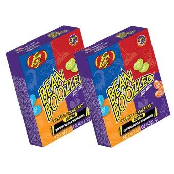 Bộ 2 Hộp Kẹo Thối Jelly Belly Bean Boozled 45gr