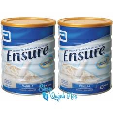 Bộ 2 hộp Sữa Ensure Úc dành cho người lớn 850g