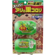 Bộ 2 hộp thuốc diệt kiến Super Arinosu Koroki – Hàng nhập khẩu từ Nhật Bản