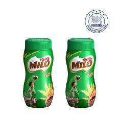 Nơi Bán Bộ 2 Hũ Nestlé MILO® Nguyên Chất dạng bột (Hũ 400 g)