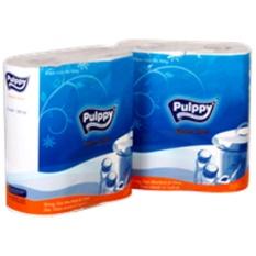 Bộ 2 lốc khăn giấy đa năng Pulppy Super