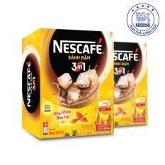 Bộ 2 Nescafé 3in1 Cà Phê Sánh Đậm (Hộp 10 gói x 24g)