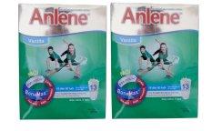 Bộ 2 Sữa bột Anlene 400g (Hộp giấy) từ 19-50 tuổi