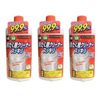 Bộ 3 chai Dung dịch vệ sinh lồng máy giặt của hãng Rocket - Sản xuất tại Nhật Bản (550g/Chai x 3) - 8711546 , RO380WNAA2U5WJVNAMZ-4887608 , 224_RO380WNAA2U5WJVNAMZ-4887608 , 219800 , Bo-3-chai-Dung-dich-ve-sinh-long-may-giat-cua-hang-Rocket-San-xuat-tai-Nhat-Ban-550g-Chai-x-3-224_RO380WNAA2U5WJVNAMZ-4887608 , lazada.vn , Bộ 3 chai Dung dịch vệ sinh