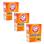 Bộ 3 hộp bột Baking Soda đa công dụng 454g
