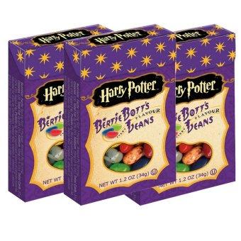 Bộ 3 Hộp Kẹo Thối Harry Potter Bertie Bott