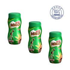 Cập Nhật Giá Bộ 3 Hũ Nestlé MILO® Nguyên Chất dạng bột (Hũ 400 g)