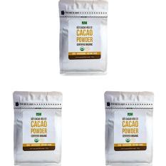 Giá Khuyến Mại Bộ 3 túi bột Cacao nguyên chất hữu cơ Hola Andina 200g