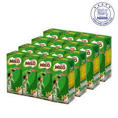 Mẫu sản phẩm Bộ 4 Lốc Nestlé MILO® Uống Liền (4 hộp x 180ml)