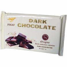 Bảng Báo Giá Bộ combo 5kg Chocolate làm bánh 75% cacao Figo