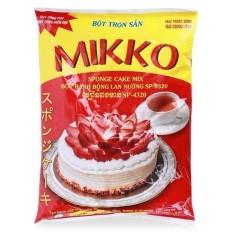 Bột Bánh Bông Lan Nướng Mikko Gói 1kg