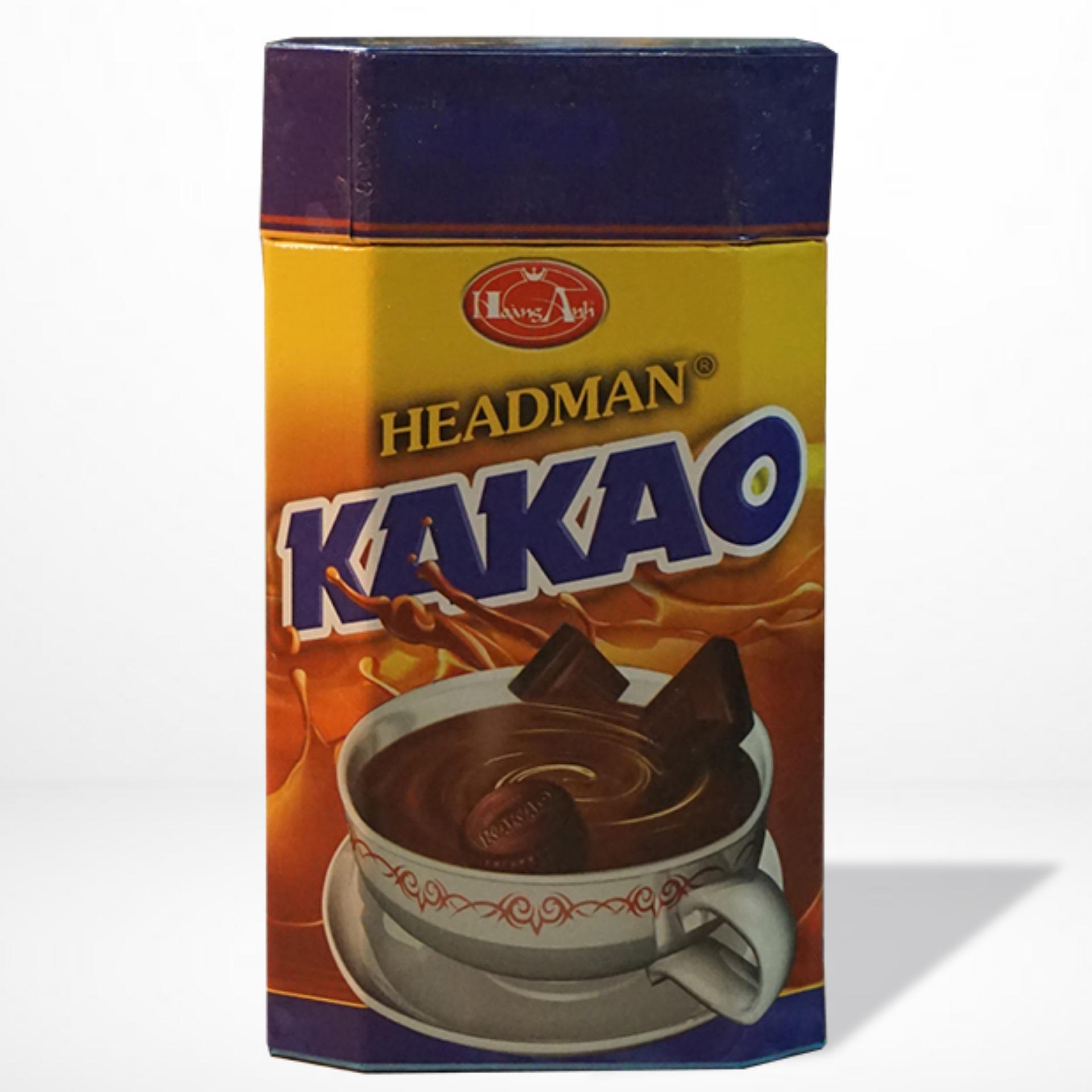 Ở đâu bán Bột cacao Headman ( 2 in1 ) Hộp Bát Giác 500 gr