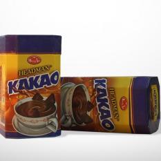 Bột cacao Headman ( 2 in1 ) Hộp Bát Giác 500 gr ( Bộ 2 sản phẩm)