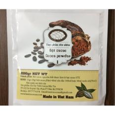 Giá KM Bột Cacao nguyên chất – Làm bánh – Cacao Bến Tre -200g