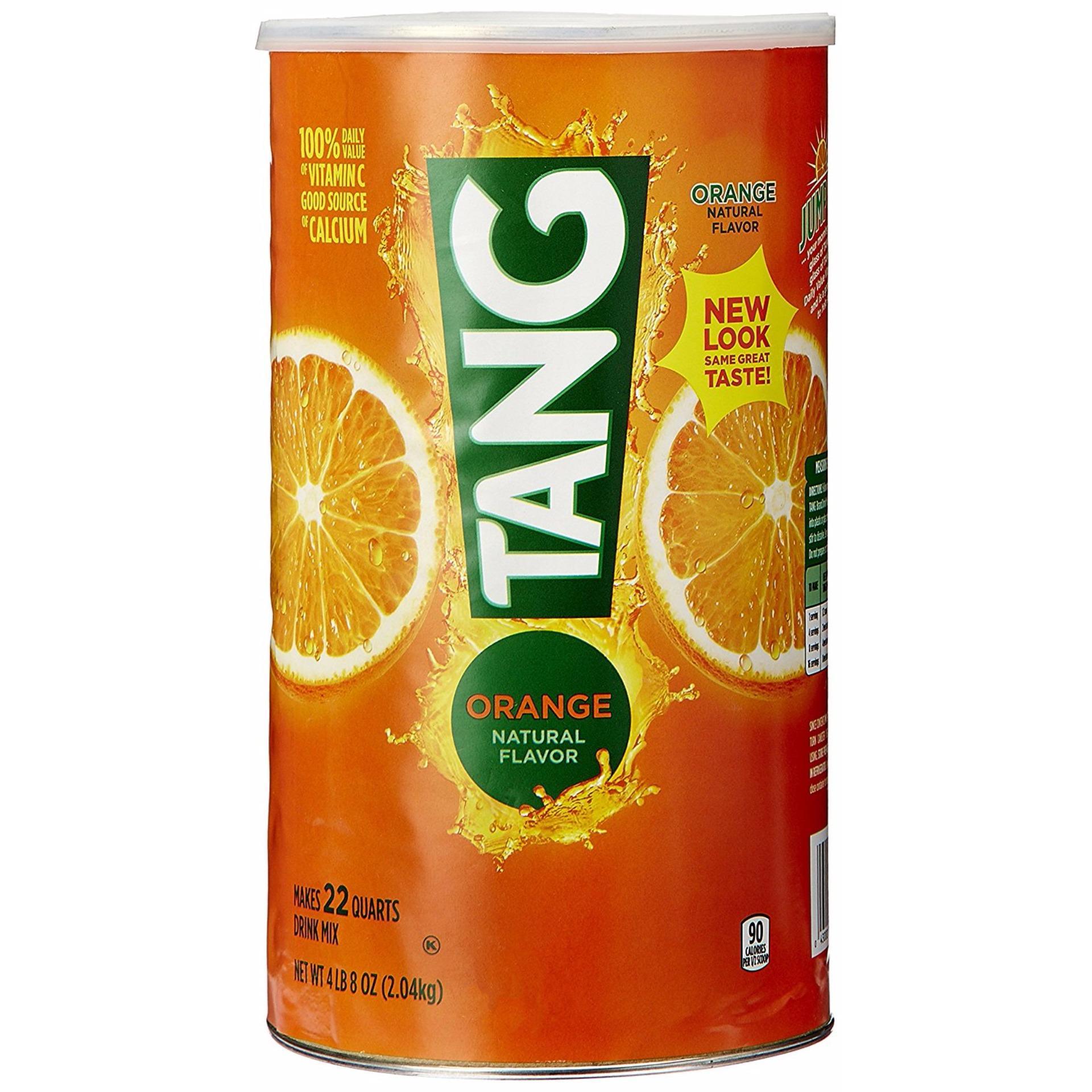 Bột Cam Tang Orange Naranja 2.04 Kg (Hộp)