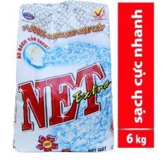 Chi tiết sản phẩm Bột giặt Net Extra hương Hoa thiên nhiên 6kg