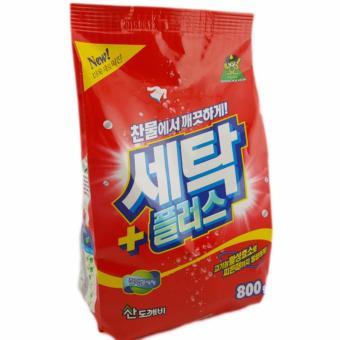 Bột giặt Sandokkaebi Hàn Quốc 800Gr