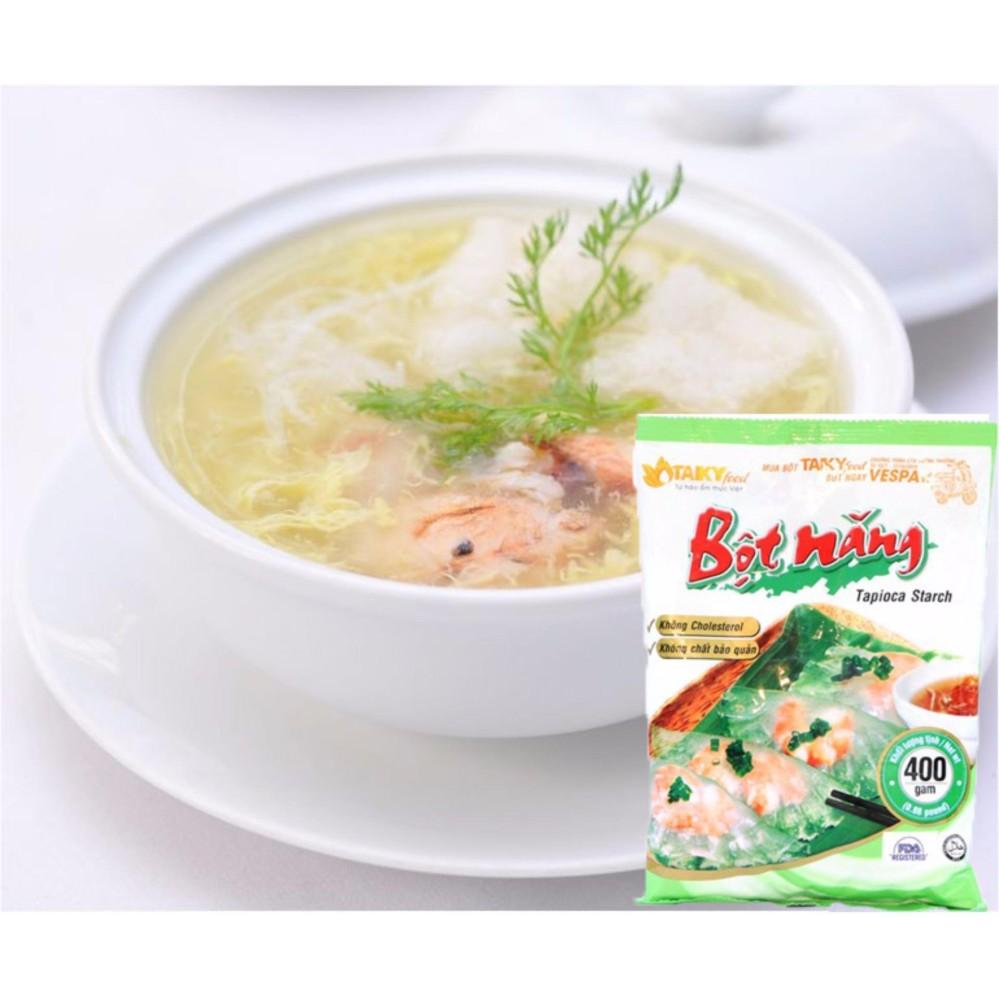 Bảng Giá Bột năng Taiky Food 400g