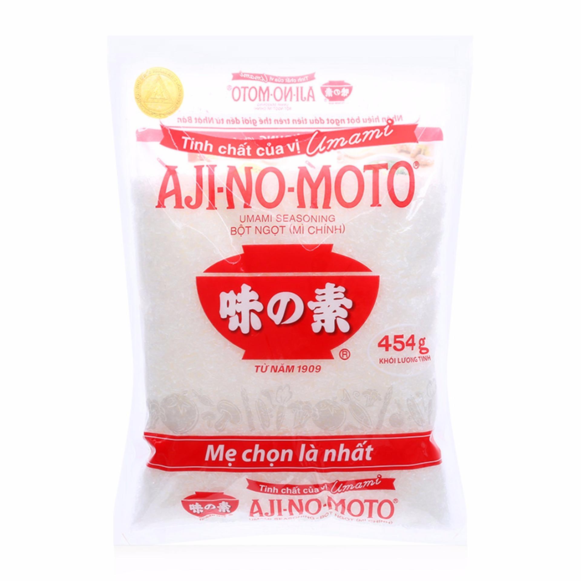 Bột ngọt Ajinomoto 454g L