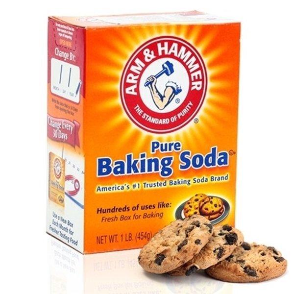 Bột nở Baking Soda đa công dụng Arm & Hammer 454g