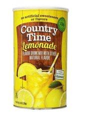 Bột pha nước chanh Country Time Lemonade 2.33kg