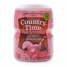 Bột pha nước chanh đào Country Time Lemonade 538gr Mỹ