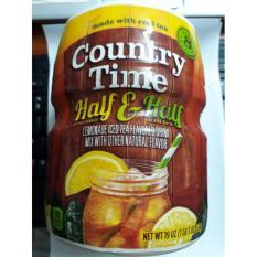 Bột pha nước chanh Half Half của Country time 538gr Mỹ