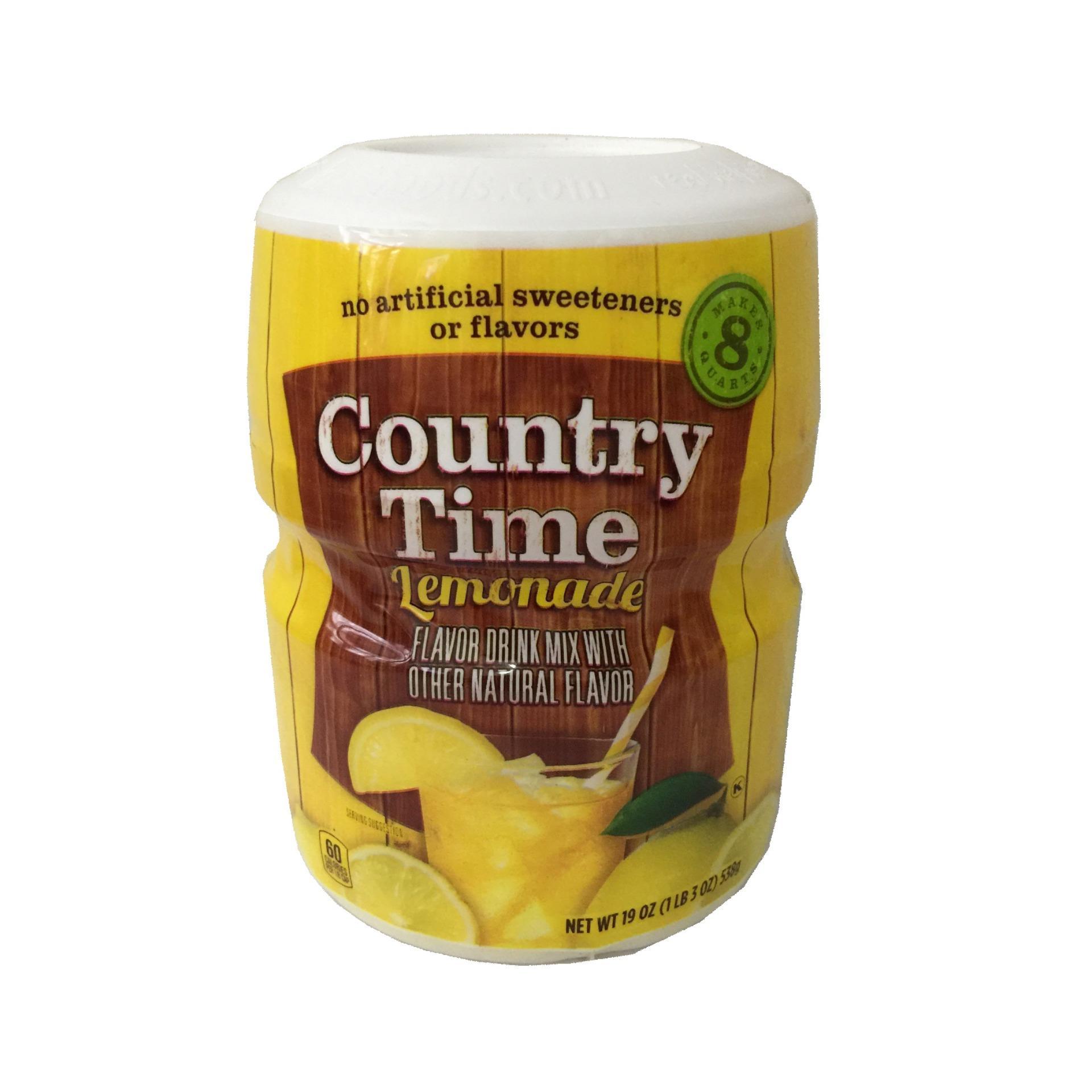 Ở đâu bán Bột pha nước Chanh Vàng Lemonade 538g