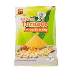 Bột phô mai Tornado vị truyền thống gói 100g