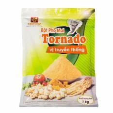Bột phô mai Tornado vị truyền thống gói 1kg
