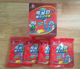 Bột thông tắc đường ống, bồn cầu siêu mạnh - Khử mùi, diệt vi khuẩn - Hàn Quốc (Hộp 200g) - 8354359 , NO007WNAA4BP95VNAMZ-7893958 , 224_NO007WNAA4BP95VNAMZ-7893958 , 79000 , Bot-thong-tac-duong-ong-bon-cau-sieu-manh-Khu-mui-diet-vi-khuan-Han-Quoc-Hop-200g-224_NO007WNAA4BP95VNAMZ-7893958 , lazada.vn , Bột thông tắc đường ống, bồn cầu siêu mạ