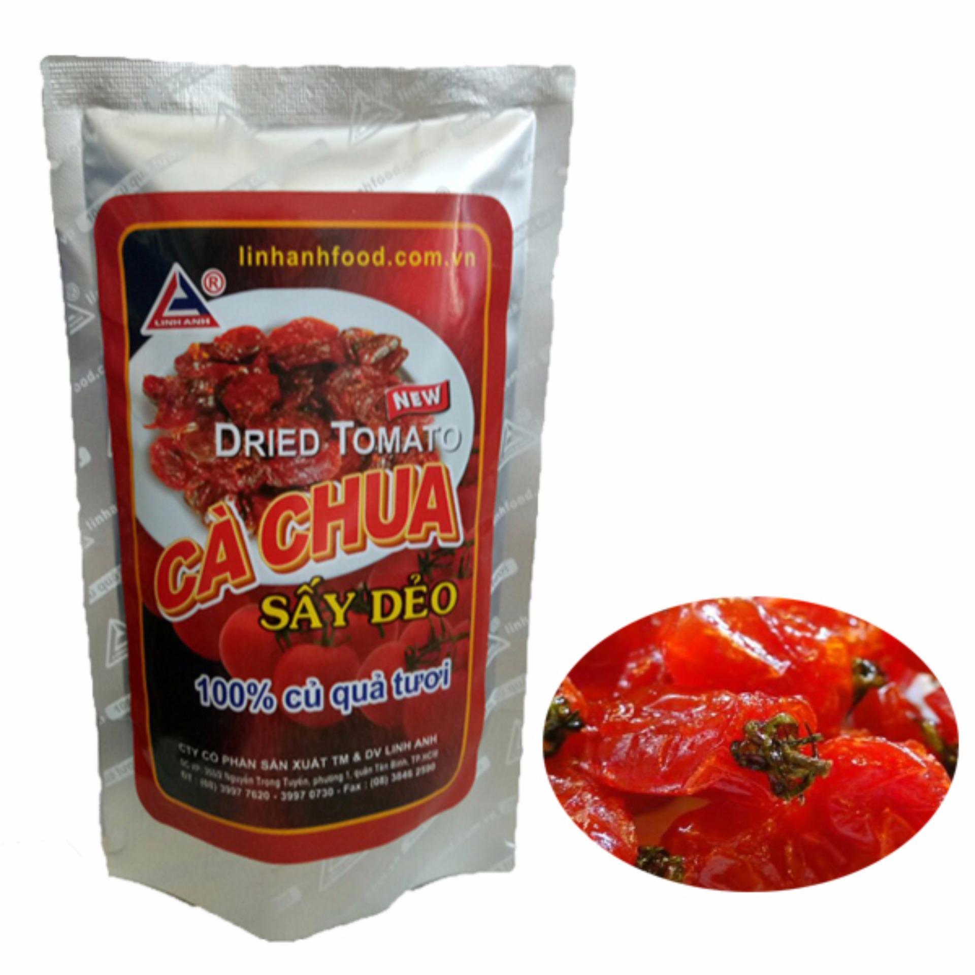 Giá Khuyến Mại Cà chua sấy dẻo 150g