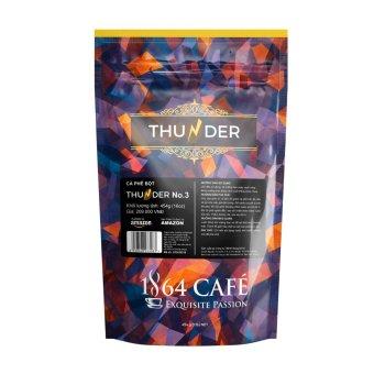 Mua Cà phê bột Thunder No.3 1864 CAFÉ 454g