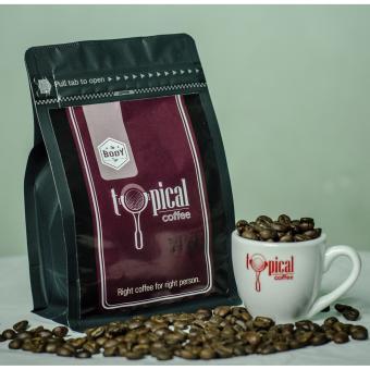 Cà phê espresso hạt Typical Coffee Body 250g
