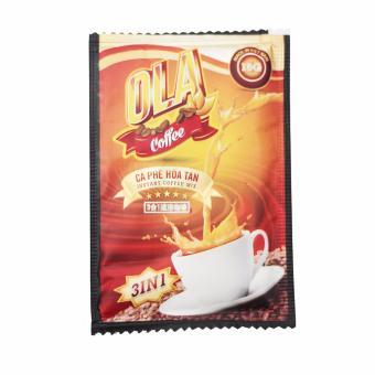 Cà phê hòa tan 3in1 - Ola Coffee - gói 16g
