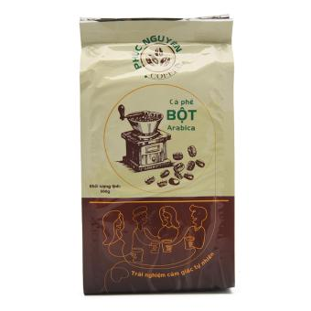 Cà phê Nguyên chất 100% Bột Arabica (MoKa) - Phúc Nguyên - 500g