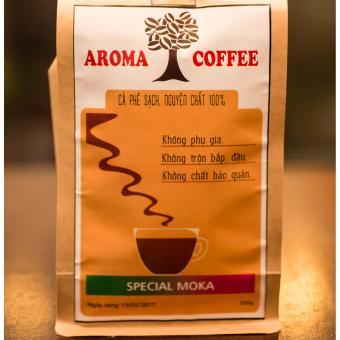 Cà phê nguyên chất, rang mộc SPECIAL MOKA 350g