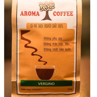 Cà phê nguyên chất rang mộc VERGINO 350g