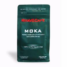 Cà phê rang xay cao cấp RitaVõ dòng MOKA 227G