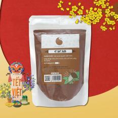 Cacao nguyên chất 100% – Light Ca cao – 100gr