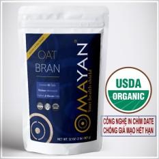 Cám Yến Mạch Mỹ Organic Mayan 907 gr (2 Pound)